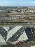 Costco hamnkvarter i den Melbourne staden Royaltyfri Fotografi