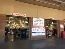 Costco Wholesale Shopping