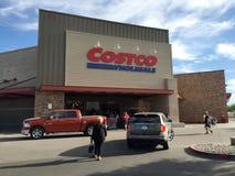 Costco Wholesale Shopping Stock Photo