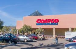 Costco Wholesale store exterior