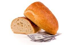 Coste de alimento Imágenes de archivo libres de regalías