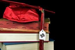 Coste de la universidad Imagen de archivo libre de regalías