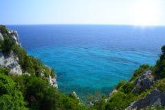 Coste en Croatia Fotos de archivo