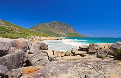 Coste near Cape Town - South Africa Royalty Free Stock Photography