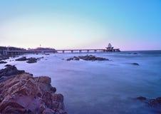 Linea della costa Fotografia Stock Libera da Diritti