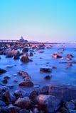 Linea della costa Immagine Stock Libera da Diritti