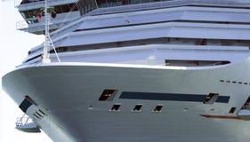 Costela Luminosa do navio de cruzeiros Fotografia de Stock