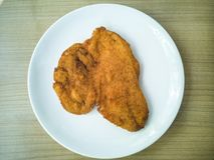 costeleta de carneiro 02-Chicken Imagens de Stock Royalty Free