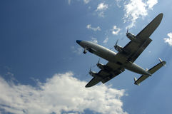 Costellazione di Lockheed Immagine Stock