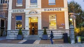Coster Diamonds Museum Amsterdam Stock Photography