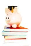 Costes de educación imagen de archivo libre de regalías