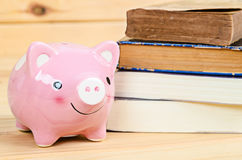 Costes de educación foto de archivo libre de regalías