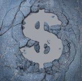 Costes de infraestructura Fotos de archivo libres de regalías