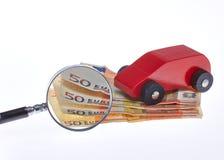 Costes del coche fotos de archivo