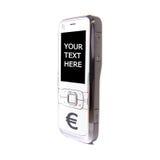 Costes del teléfono celular Imagenes de archivo