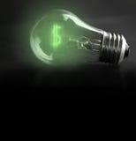 Costes energéticos Fotografía de archivo libre de regalías
