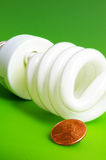 Costes energéticos Imagenes de archivo