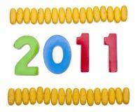 Costi 2011 di sanità Fotografia Stock Libera da Diritti