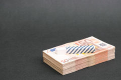 Costi di istruzione europei Fotografie Stock