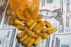 Costi di sanità Immagini Stock Libere da Diritti