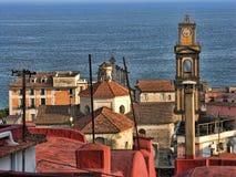 Costiera Amalfitana, Italien Stockbild