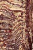 Costillas de cerdo Imagen de archivo libre de regalías