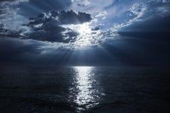 costinesti morza czarnego Fotografia Royalty Free