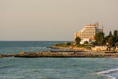 Costinesti wakacje hotel w kurorcie Obraz Royalty Free