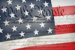 Costituzione Fotografie Stock Libere da Diritti