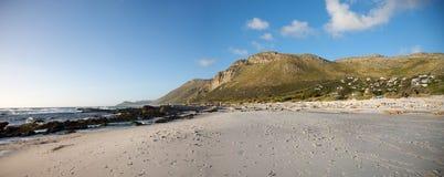 Costline van Kaapstad Stock Afbeeldingen