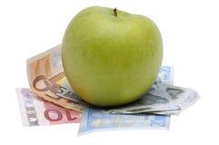 Costo della sanità o della formazione Fotografia Stock