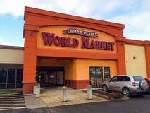 Costo più il mercato mondiale Eugene, O stanza frontale di negozio Immagini Stock