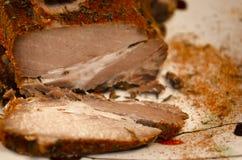 Costole di carne di maiale Immagine Stock Libera da Diritti