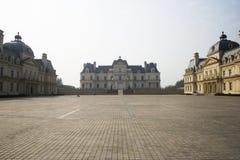 Costruendo, il castello immagini stock libere da diritti