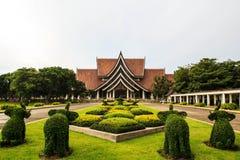 Costruendo una casa in Tailandia. Fotografie Stock