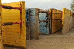 Costruzione 116 Fotografie Stock