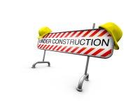 In costruzione illustrazione vettoriale