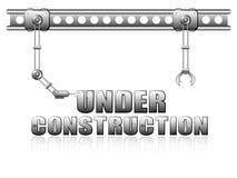 In costruzione Fotografie Stock