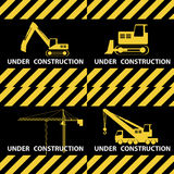 In costruzione. Immagine Stock Libera da Diritti