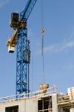 In costruzione Fotografia Stock