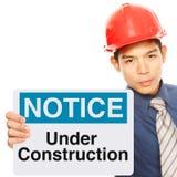 In costruzione Immagine Stock Libera da Diritti