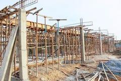 costruzione Fotografia Stock