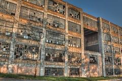 Costruzione abbandonata Fotografia Stock