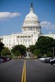 Costruzione americana di Campidoglio Fotografie Stock