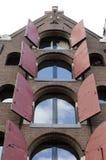 Costruzione a Amsterdam Fotografie Stock