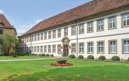 Costruzione a Bad Mergentheim Fotografie Stock