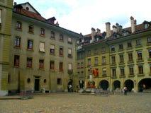 Costruzione a Berna Fotografia Stock