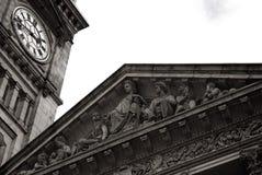 Costruzione a Birmingham Fotografia Stock Libera da Diritti