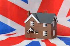 Costruzione BRITANNICA Fotografia Stock