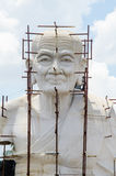 Costruzione Buddha Fotografie Stock Libere da Diritti